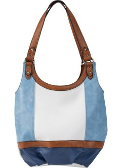 Schultertasche Tricolor, bpc bonprix collection