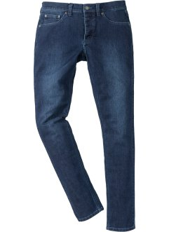 Stretch-Jeans Skinny Fit Straight mit recyceltem Polyester, RAINBOW