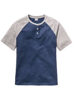 T-Shirt mit Raglanärmeln Regular Fit, John Baner JEANSWEAR