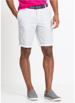 Bermuda mit Minimaldruck Regular Fit, bpc bonprix collection