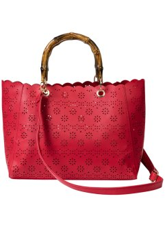 Henkeltasche Lasercut mit Extratasche, bpc bonprix collection