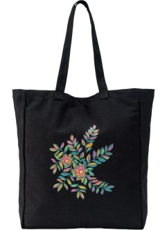 Shopper mit Palmenprint, bpc bonprix collection