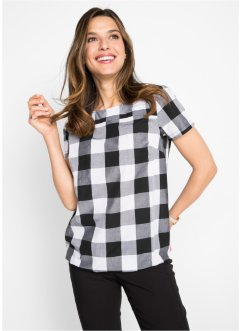 Bluse mit Gummizug, bpc bonprix collection