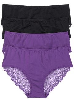 Panty im 4er-Pack, bpc selection