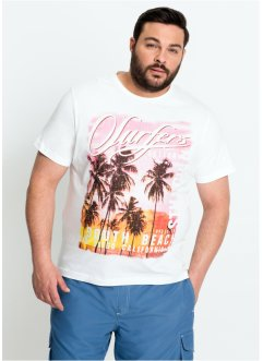 T-Shirt mit Fotoprint Regular Fit, bpc bonprix collection