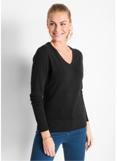 V-Pullover, bpc bonprix collection
