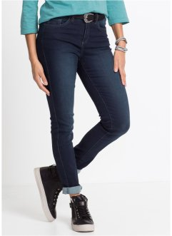 Leggings in Denim-Optik mit Schlankmachereffekt, John Baner JEANSWEAR