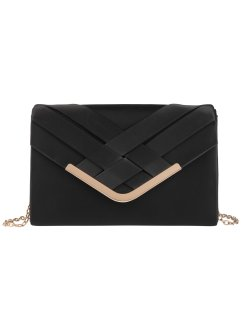 Satin-Clutch, bpc bonprix collection