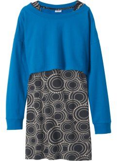 Kleid und Sweatshirt (2-tlg.), bpc bonprix collection