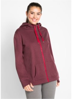 Langarmsweatjacke, bpc bonprix collection