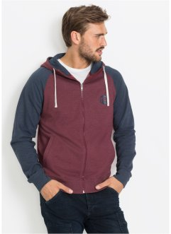 Sweatjacke Slim Fit, RAINBOW
