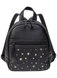 Mini Rucksack mit Nieten, bpc bonprix collection