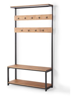 "Garderobe mit Bank ""Elvira"", bpc living"