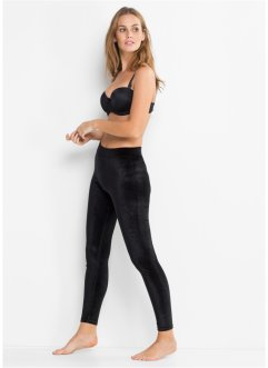 Samt-Leggings, bpc bonprix collection