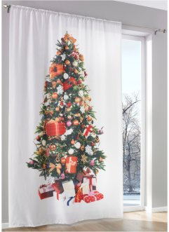 "Vorhang ""Weihnachtsbaum"" (1er-Pack), bpc living bonprix collection"