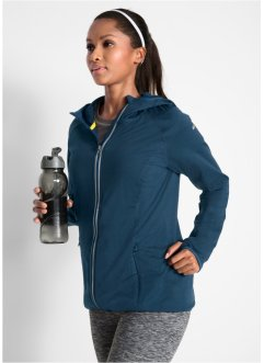 Langärmlige Thermo-Trainingsjacke, bpc bonprix collection