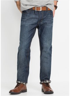 Thermo-Jeans Regular Fit Straight, John Baner JEANSWEAR