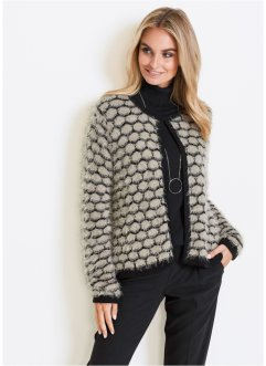 Strickjacke aus Federgarn, bpc selection