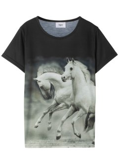 T-Shirt mit Fotodruck, bpc bonprix collection