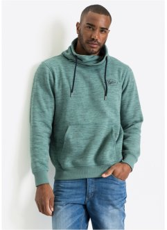 Sweatshirt m. Schalkragen, bpc bonprix collection