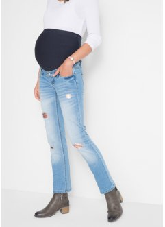 Umstandsjeans mit Pailetten, bpc bonprix collection