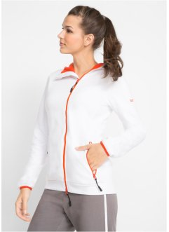 Sweatjacke, langarm, bpc bonprix collection