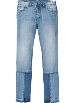 Jeans leicht verkürzt Regular Fit Tapered, RAINBOW