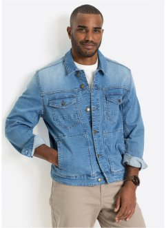Stretch-Jeansjacke Regular Fit, John Baner JEANSWEAR