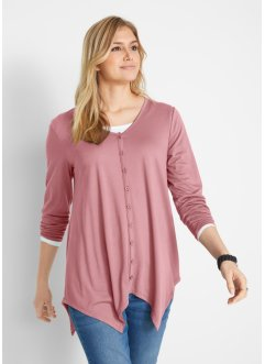 Modal Shirtjacke mit Zipfel, bpc bonprix collection