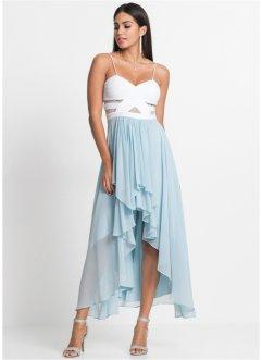 Vokuhila Kleid | Stilsicher Bein zeigen