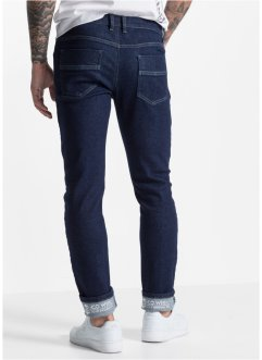 Sweat-Jeans mit Reflektordetails Slim Fit Straight, RAINBOW