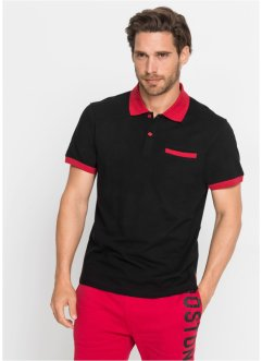 Poloshirt mit Brustleistentasche, bpc bonprix collection