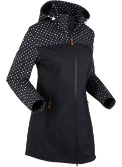 Bedruckte Softshelljacke, bpc bonprix collection