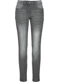 Stretchjeans mit Zierband, bpc selection