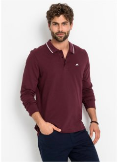 Langarmpoloshirt, bpc bonprix collection