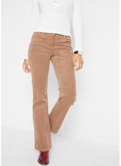 Stretch-Cordhose, Bootcut, bpc bonprix collection