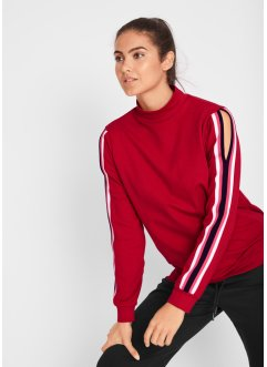 Maite Kelly Sweatshirt mit Cut-Outs, langarm, bpc bonprix collection