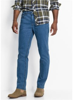 Regular Fit Stretch-Jeans, Straight 2er Pack, John Baner JEANSWEAR