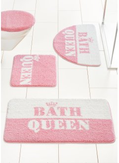 Badematten mit Statement-Spruch, bpc living bonprix collection