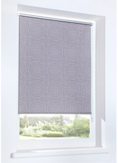 Verdunkelungsrollo mit Ornament Druck, bpc living bonprix collection