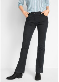 "Stretch-Hose aus Baumwolle ""Bootcut"", bpc bonprix collection"