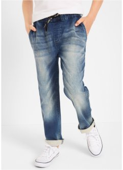 Jungen Sweat-Jeans, Regular Fit, John Baner JEANSWEAR