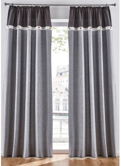 Vorhang (1er Pack), bpc living bonprix collection