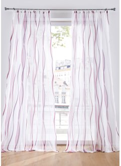"Gardine ""Vienna"" (1er-Pack), bpc living bonprix collection"
