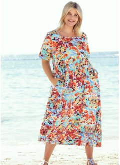 Shirtkleid mit A - Linie, bpc bonprix collection