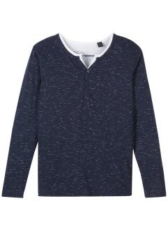 Henleyshirt, bpc bonprix collection