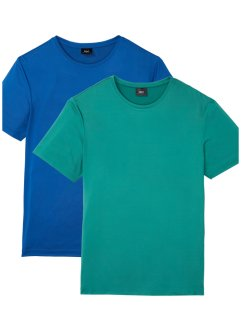 Sport-Shirt 2er Pack, bpc bonprix collection