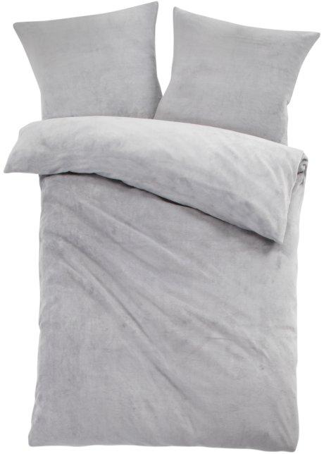 Warme Farben Tolle Qualität Die Bettwäsche Cashmere Touch Grau