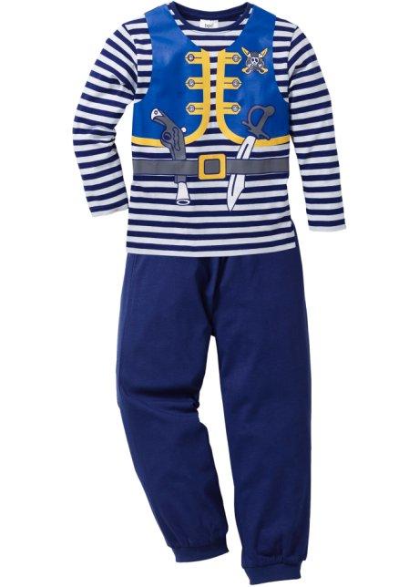 online retailer 2ebd3 63447 Cooler Pyjama mit bedrucktem Oberteil