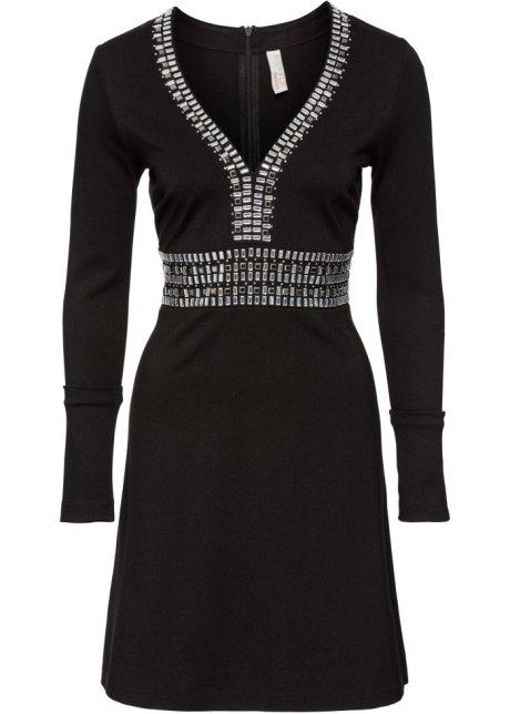 Partykleid schwarz - BODYFLIRT boutique online bestellen - bonprix.at